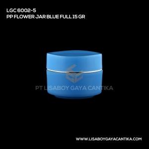 LGC-6002-5-PP-FLOWER-JAR-BLUE-FULL-15-GR